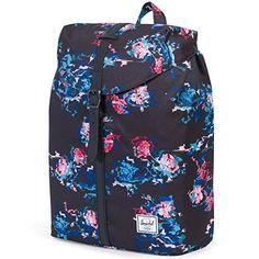 433c4bd83fbab Herschel Supply Co Post Backpack Floral BlurBlack Rubber     Read more at  the image link.