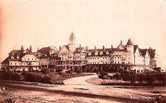 HOTEL DEL CORONADO - CORONADO, CALIFORNIA  One of the most haunted in california includes several ghosts in resident