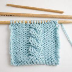 La più grande varietà di punti che puoi trovare per lana, cotone e fettuccia. Per lavorare a maglia o all'uncinetto.
