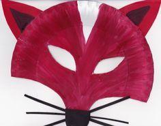 Készítsetek álarcokat papírtányérból! Sok-sok vidám állatos álarc-ötlet! Carnival Dress, Diy Carnival, Carnival Prizes, Carnival Food, Carnival Makeup, Carnival Masks, Carnival Costumes, Animal Crafts For Kids, Animal Projects