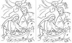 religious spot the difference puzzles to print - Yahoo Image Search Results