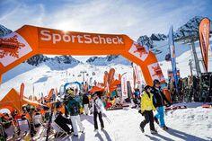 Das Gletscher-Testival: Der größte Skitest der Alpen