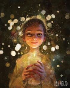 I live this talented Norwegian artist ! Wishing you all a simple, beautiful, calm and nourishing Christmas! Don't overdo it, just breath and be happy! Art Sketches, Art Drawings, Montage Photo, Anime Art Girl, Children's Book Illustration, Mellow Yellow, Belle Photo, Painting Inspiration, Sculpture Art