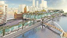Gallery of The Flinders Street Station Shortlisted Proposal / Ashton Raggatt McDougall - 3