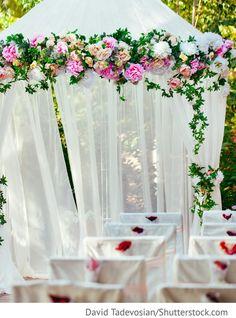 Hochzeit Arche für freie Trauung für russische Hochzeiten