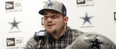 Zack Martin, Dallas Cowboys - 1st round draft pick 2014