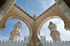 The Great Mosque of Touba, Senegal © Robric77 | iStock