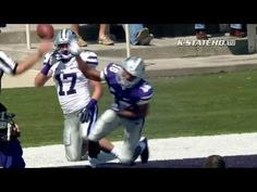 Check out Tyler Lockett's unbelievable TD catch from the #KStateFB Spring Game!