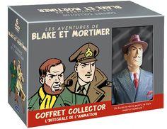 Prochainement : Un coffret Collector  Blake et Mortimer 2012, distribué par Ciné-Solutions.
