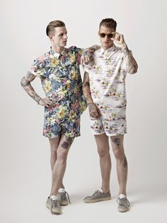 GOOD VIBRATIONS: HENTSCH MAN SS13 - OPENING CEREMONY