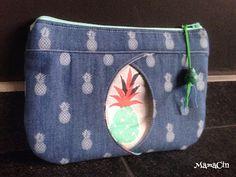 MamaCin (cindygodts.blogspot.com): Cat-Eye zippered pouch