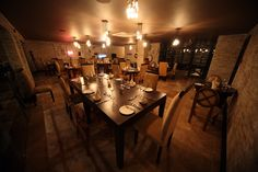 Titus Wine Cellar, for private dinner parties, wine pairing evenings, bridal showers and more