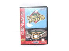 Vintage 1994 World Series Baseball, Sega Games, Vintage Toys, Antique  – Antique Alchemy