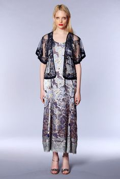 Anna Sui | Resort 2013 Collection | Vogue Runway