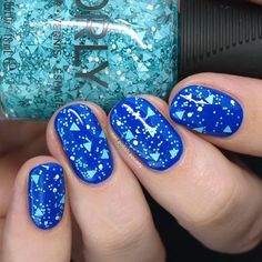 ORLY Euphoria Collection (Farbpassbox Sommer >> Nagellack-Gesellschaft rnrnSource by nailpolishsocie Glitter Nails, My Nails, Pretty Nail Designs, Pretty Nails, Box, Swatch, Teal, Nail Polish, Nail Art