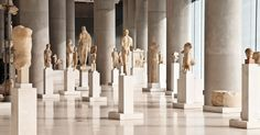 *Vogue*'s Hamish Bowles Visits the Must-See Art Museums of Athens