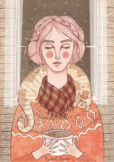 Rachel Corcoran Illustration & Design - Illustration