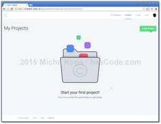 Ionic Creator Project Overview.