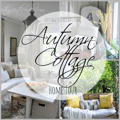 Autumn Cottage Home Tour