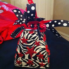 Cowbell I decorated for M's Cheer Competition!