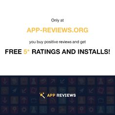 Let us remind you: only with app-reviews.org you buy app reviews and get installs and 5 ratings absolutely for free! #appreviews #app #appstore #playmarket #ios #google #apple #mobiledevice #mobilemarketing