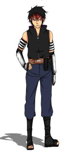 Naruto Sensei Oc Character creation naruto gx