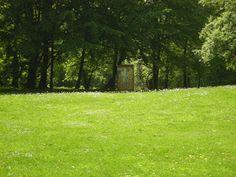 Ruhrgebietmitte hat KulturPOTTential Skulpturenpark BO Weitmar Lee Ufan