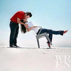 Wren Gracyn Photography #WrenGracynPhotography #engagements #couple #wedding #romantic #love #playful #kiss #converse #blueskies #saltflats #utah #utahisrad #utahwedding #utahbride #ubb #utahphotographer #utahgram #utahgramer #photography #art #models #contrast #color