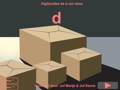 De d van doos