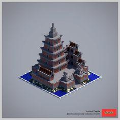 Post with 115218 views. Minecraft Temple, Minecraft Kingdom, Minecraft Cat, Amazing Minecraft, Minecraft Tips, Minecraft Tutorial, Minecraft Creations, Minecraft Stuff, Minecraft Medieval