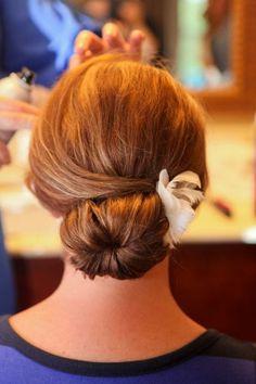 画像付き!自分で簡単にセットする結婚式のお呼ばれ髪型~ロング編~ Like this.