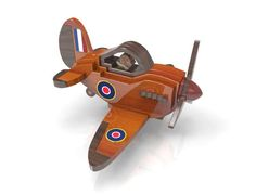 Spitfire by Lloydswoodtoyplans on Etsy