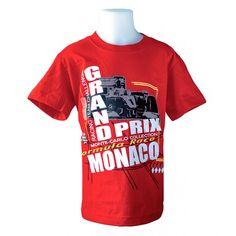 monaco grand prix t shirt