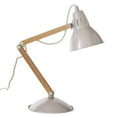 Buy John Lewis Croft Barrett Task Lamp Online at johnlewis.com £95