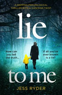 Hair Past a Freckle: Book Review - Lie to Me by Jess Ryder