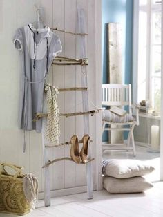 60 Simple & Creative Ideas to Use Wood Branches into Your Home Decoration Do-It-Yourself Ideas Shabby Chic, Deco Nature, Diy Casa, Diy Home Decor Easy, Easy Diy, Branch Decor, Deco Floral, Design Your Home, Branches