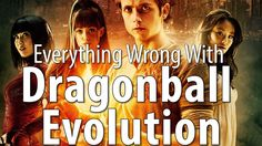 Everything Wrong With Dragonball Evolution In Many Many Minutes