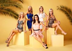 Real HousewIves of Orange County was the first one I watched. I can't wait to see the reunion show!