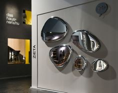 Tafla Mirrors at imm COLOGNE 2015 https://shop.zieta.pl/pl,p,1,110,tafla_lustra.html  presentation about Tafla mirrors: http://zieta.pl/grafika/sales_kit/TAFLA_max.pd