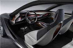 Opel Monza, 2013 - Interior
