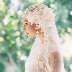 11 Lovely Bridal Headpieces - Be Modish