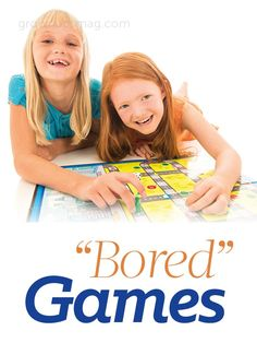 """""""Bored"""" Games - Grown Ups Magazine - Looking for a screen-free family activity that promotes learning and friendly competition? Look no further than the Monopoly Man."""