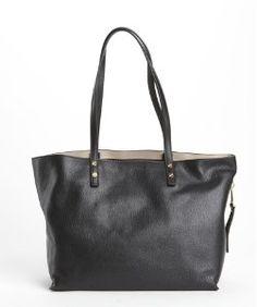 06dfeb12412e Chloeblack leather large  Dilan  tote bag Designer Totes