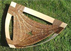 Cesta triangular - Triangular basket