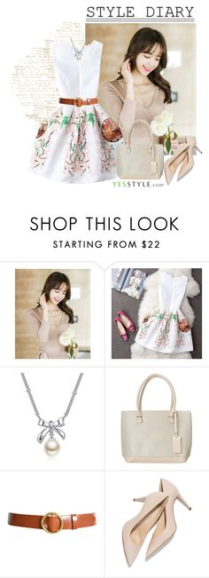 """""""YesStyle Polyvore Group """"Show us your YesStyle"""""""" by agathalizz ❤ liked on Polyvore featuring Attrangs, Rainbeam, MBLife.com, Frame Denim, women's clothing, women's fashion, women, female, woman and misses"""