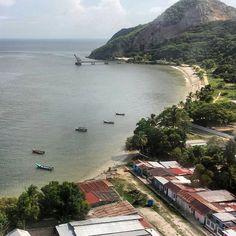 """""""""""Macuro fue ese primer punto de la Tierra de Gracia venezolana en recibir a Colón. De hecho pensando que había llegado a una isla le llamó """"Isla de…"""""""