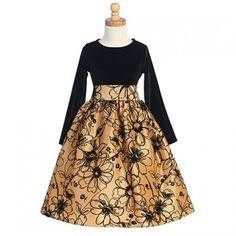 toddler girl black pink floral short sleeve christmas dress 2t christmas dresses christmas clothing