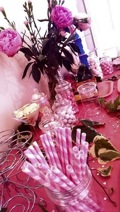 Babybgirl birthdsy fairy garden party table devorations