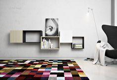 Modular furniture by Franklin Form