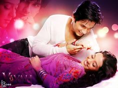 A still from the bollywood movie Vivaah Romantic Couple Images, Love Couple Images, Wedding Couple Photos, Cute Love Couple, Couples Images, Romantic Couples, Pre Wedding Poses, Wedding Couple Poses Photography, Couple Photoshoot Poses